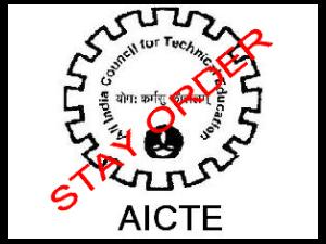 Stay Order For AICTE Notification