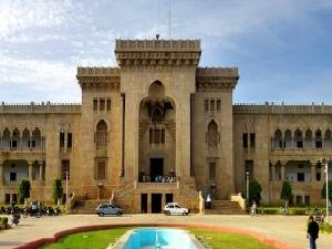 Part Time M.Tech at Osmania University