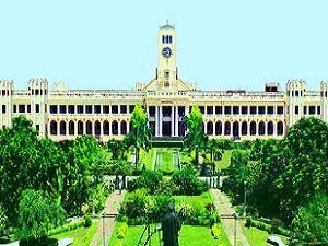 MSc,ME Admission at Annamalai University