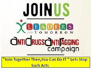 DU Colleges -Anti Drug& Ragging Campaign