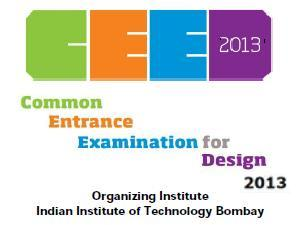 CEED 2013 on 25 Nov by IIT, Bombay