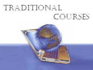 Traditional Course Losing Its Grade