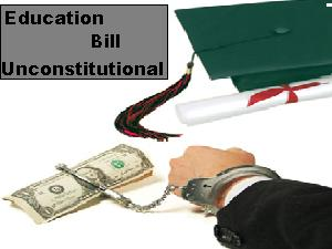 Gov't To Conflict On Education Bills