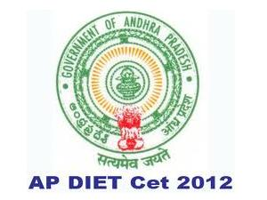 DIETCET 2012 Results On 25 August