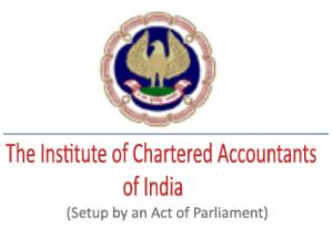 Admission Procedure Changed At ICAI
