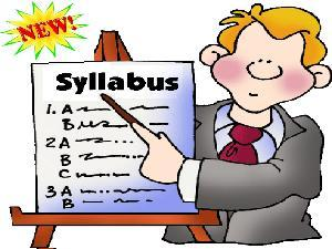 Syllabus TO Be Changed From Next Year