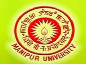 PG Diploma Admisn at Manipur University
