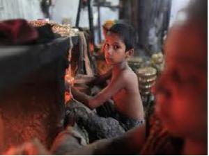 Child Workers Saved In North-West Delhi