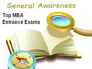 GA Test In All Top MBA Entrance Exam