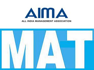 MAT 2012 on Dec 02 and 08 By AIMA