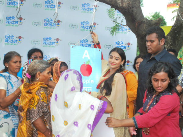 Nihar Naturals Campaign To Support Children Edu'n