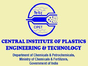 M.E & M.Tech Admission at CIPET