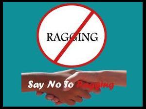 Anti-Ragging Panels In Rajasthan College