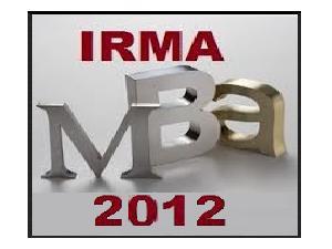 Change In IRMA 2012 Pattern