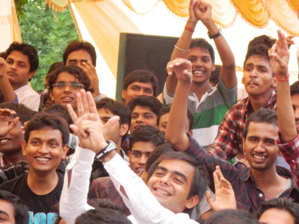 GNIT's Freshers Party For Engineering Students