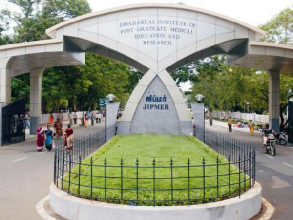 6. Jawaharlal Institute of Postgraduate Medical Education and Research (JIPMER)