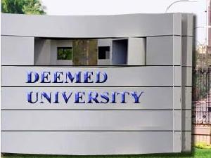 Deemed Universities Agrees Sibal's JEE