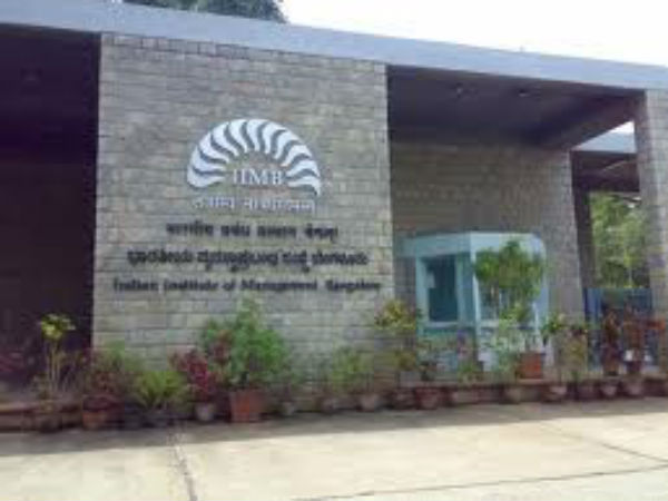 1. IIM – Indian Institute of Management