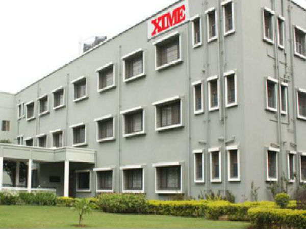 5. XIME - Xavier Institute of Management and Entrepreneurship