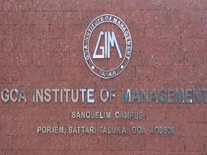 PGDM Admission at Goa Institute of Mgmt