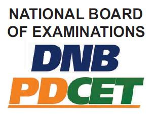 NBE Conducts DNB PD CET 2013 on 21 Nov