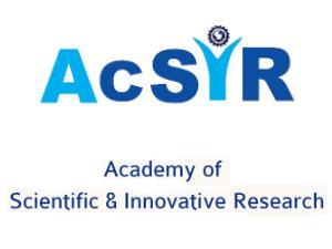 Ph.D in Sciences & Engineering at AcSIR