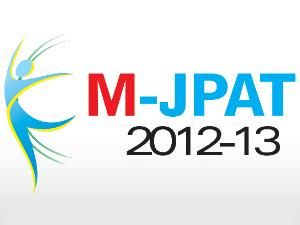 M-JPAT 2012 Notification