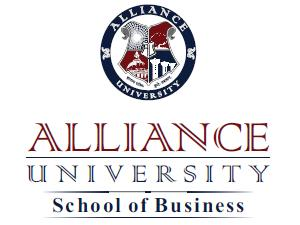 Alliance University Opens MBA Admission Jan 2013