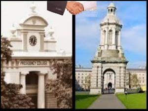 Presidency Univ & Trinity College Tie UP