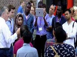 Students Focused on Canadian Varsities