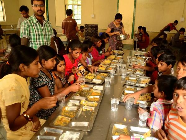 Food Provided To Children