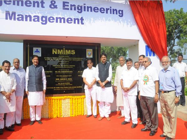 NMIMS Off Campus Centre Inaugurated