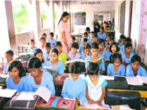 Edu'n Encouraged Among Underprivileged