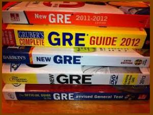 List Of Revised GRE Books