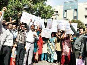 Parents of HSC Students Against JEE 2013