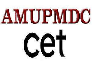 AMUPMDC Conducts APGM & APGD CET 2013