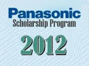 IIT Student Gained Panasonic Scholarship