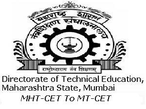 MHT-CET Replaced With MT-CET From 2013