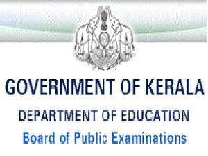 Kerala SSLC 2013 Time Table