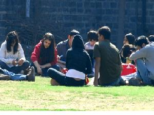Decrease In No. Of Indian Students At US