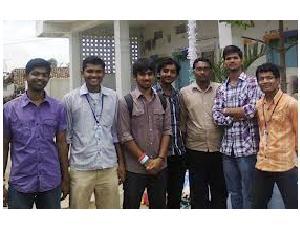 JNTU Students Helping The Rural Schools