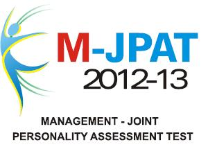 M-JPAT 2012-13 Test for MBA Aspirants