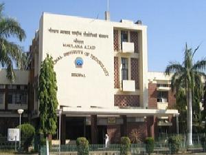 Ph.D Programmes Admission at MANIT