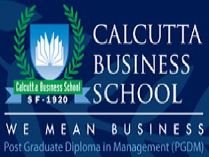PGDM at Calcutta Business School