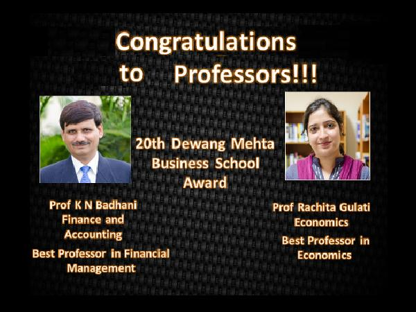 Professors of IIM Kashipur