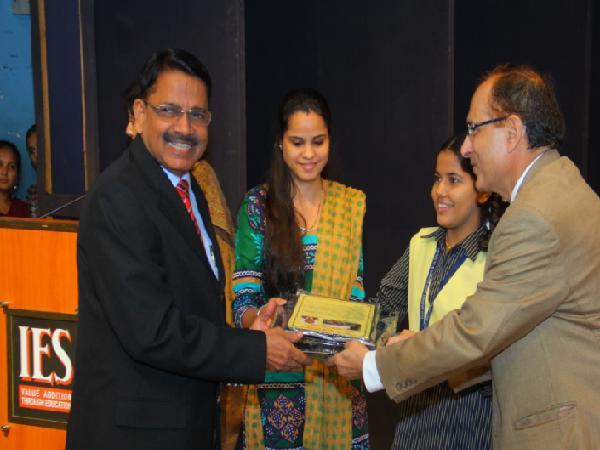 CIMP B School Receives Prestigious Award