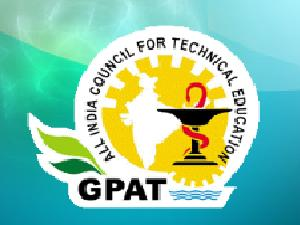 GPAT 2013 Entrance Test On May 2013