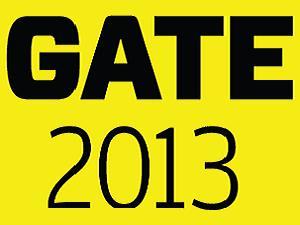 GATE 2013 Exam Pattern Details