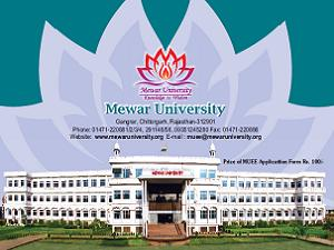 MUEE 2013 on May 04 by Mewar University