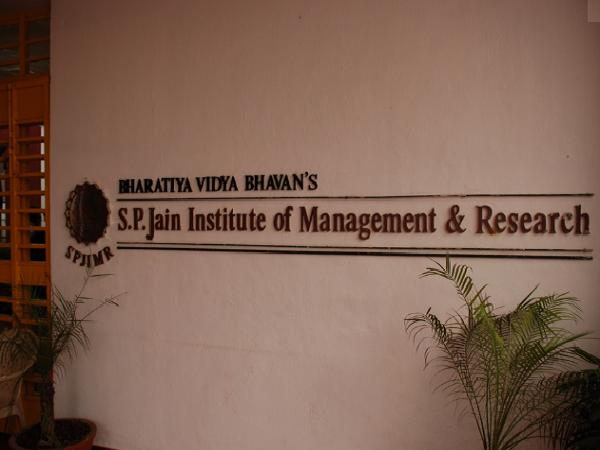 S.P.Jain Institute of Management Studies